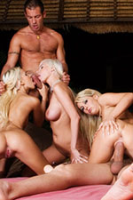 Private Girls Hot Euro Babes Pornstars Hardcore Studio Porn Stars Free Sex Photos 2010-03-25 Four amazing blondes make a big Ibiza orgy sharing big dicks