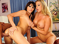 Wicked Pictures Porn Studios Sex Couples Hardcore XXX Photos Pornstars Porn Stars Babes Hardcore  Samantha Saint,Holly Michaels 2012-10-11 When three couples arrive at the address for a retreat and spa, they a­re shocked to discover just an average house. Once inside, the comedic camp counselor convinces the couples that the benefits of the camp outweigh the less than